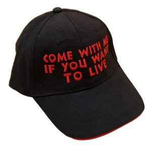 Come with me cap
