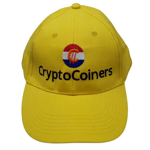 Cryptocoiners fan cap