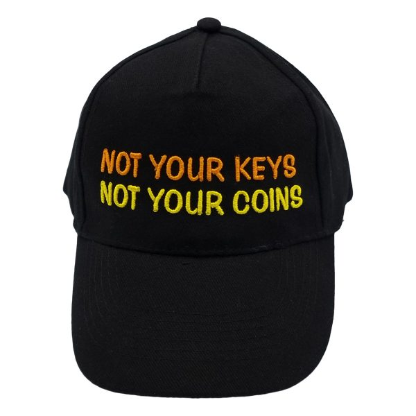 Not your keys, Not your coins