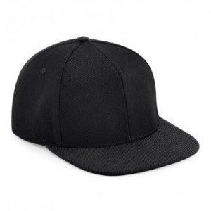 Original snapback cap zwart