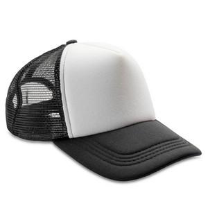 Trucker cap zwart-wit