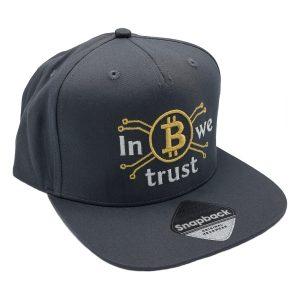 in Bitcoin we trust cap