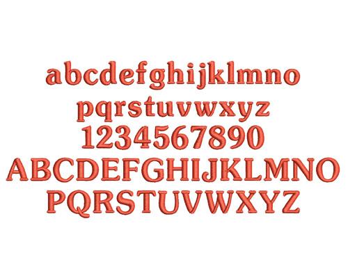Souvenier font