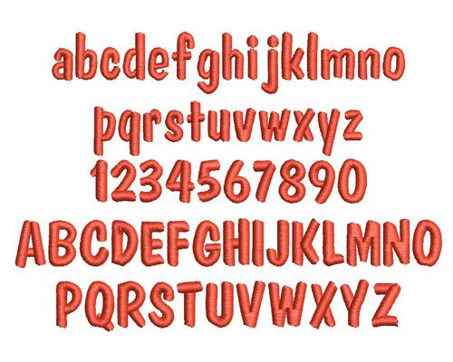 Toon font