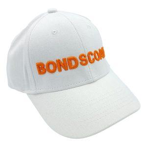 Bondscoach pet wit-oranje