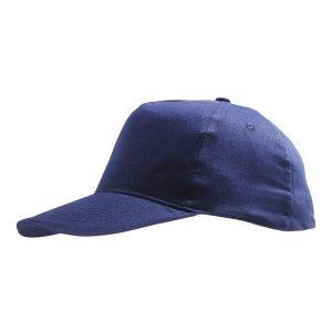 Kindercap marineblauw